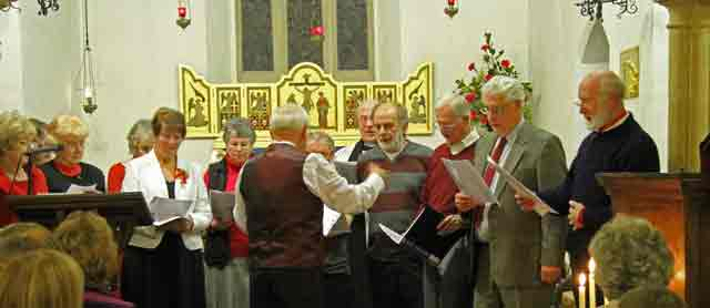 Chaffcombe Singers