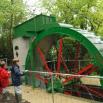 Chaffcombe Water Wheel