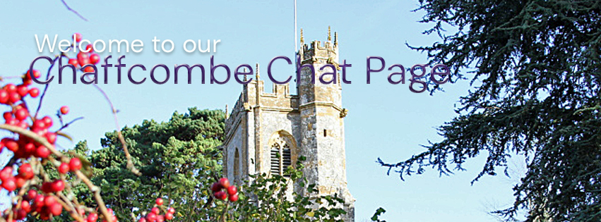 Chaffcombe Chat Page Bannner